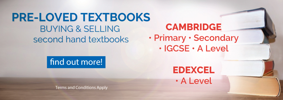 Pre-loved Textbooks