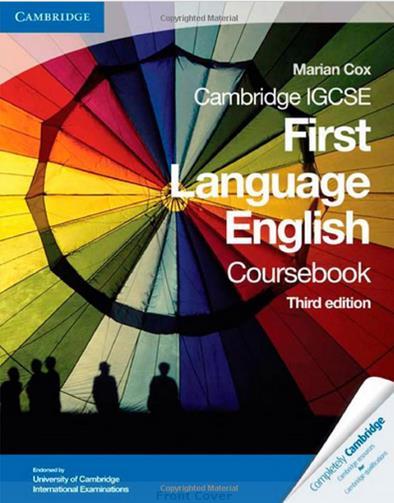 KS4 English Textbooks