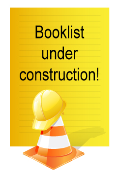 Booklist Under Construction